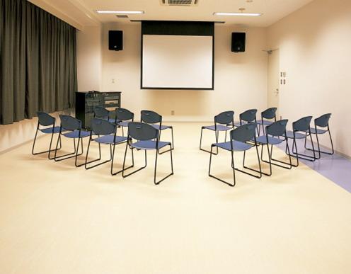 PVC会议室地板