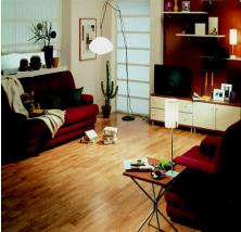 PVC瑜伽室地板