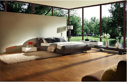 多层复合PVC地板
