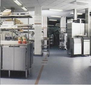 医院储藏室地板工程-雅卓
