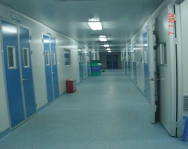 药厂地板工程案例-广东环球制药一期