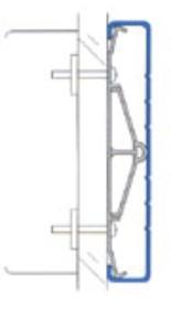 防撞板结构详图