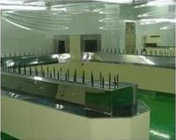 PVC制药厂车间地板